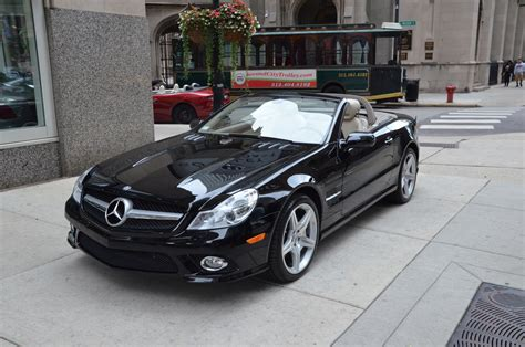 Mercedes Sl Class Hd Picture by 2009 Mercedes Sl Class Sl550 Stock Gc956a For Sale