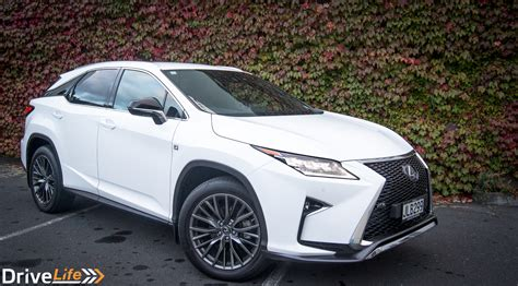 Lexus Rx350 F Sport Car Review Drivelife Drivelife