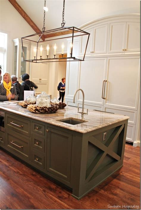 Kitchen Island Light Fixtures Ideas by Home For The Holidays Showhouse Part 2 Kitchen