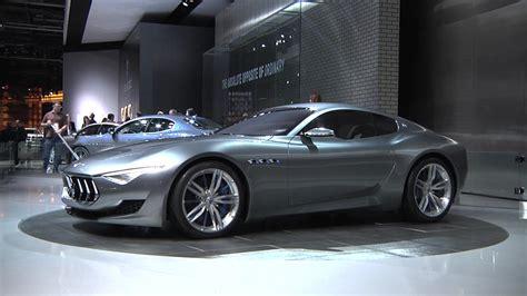 maserati car 2018 maserati plans to launch alfieri and granturismo by 2018