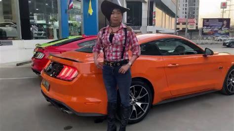 Muscle car 2 สหายคู่ปราบ Mustang 2.3 Ecoboost 2020 และ camero คันสุดท้ายในไทย ที่เป็นพวงมาลัยขวา ...
