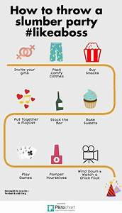 How To Throw A Slumber Party Likeaboss Verbal Gold Blog