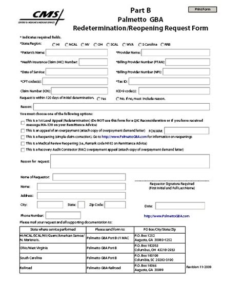 exle medicare redetermination form medicare fee exle medicare redetermination form medicare fee payment procedure code icd