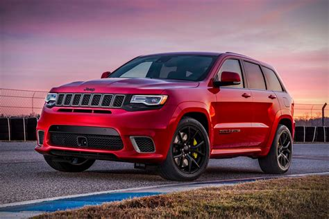 Now, for the first time ever, the elevated interior features a third row of seating., explore grand cherokee l, build your grand cherokee l, 2018 Jeep Grand Cherokee Trackhawk   HiConsumption