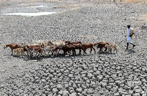 India warns 330 million people suffering from drought