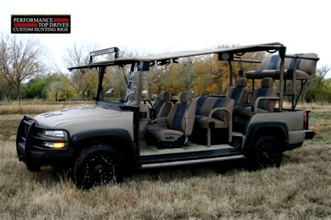 hunting truck for sale performance top drive hunting truck outfitters 4wd
