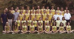 """2005-2006 Men's Cross Country Team"" by Cedarville University"