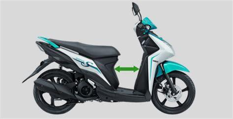 Mio S Image by Yamaha Lancar Skuter Mio S Di Indonesia Rm4 929 Image 724890