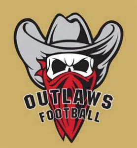 Outlaws Football Logos