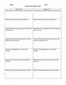 19 Best Images Of Story Development Worksheets