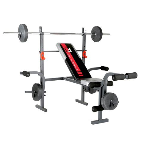 ab and back machine buy hammer weight bench bermuda incl 25 kg weights