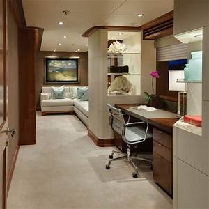 fantastic modern contemporary home office design ideas With basement home office ideas 2