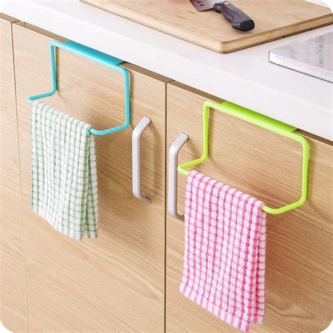 towel holder for kitchen cabinets מוצר holders towel rack hanging holder organizer 8562