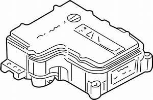 Cadillac Escalade Ext Module  Abs  Light  Repair