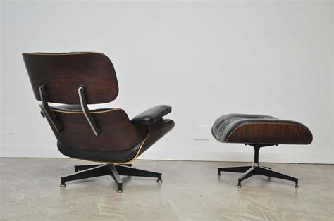 rosewood charles eames lounge chair for herman miller for