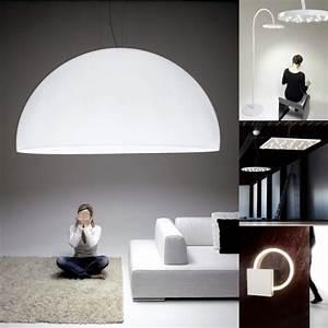 Luminaire Suspension Design Italien : luminaire italien luminaire italien sur enperdresonlapin ~ Carolinahurricanesstore.com Idées de Décoration