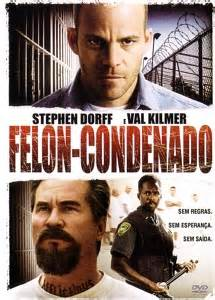 FELON - CONDENADO - CAST VIDEO CLUBE