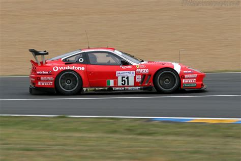Ferrari 550 GTS Maranello - Chassis: 117110 - 2005 Le Mans ...