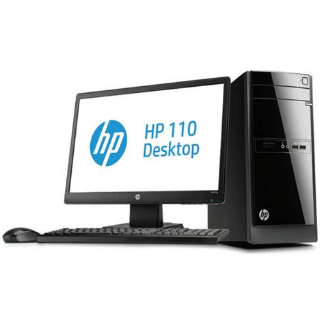 ordinateur de bureau hp pavilion 500 desktop pc 500 425nkm