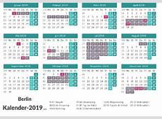 FERIEN Thüringen 2019 Ferienkalender & Übersicht