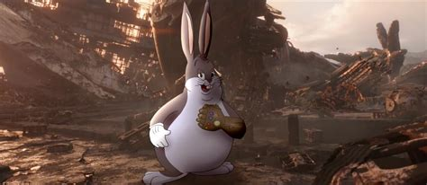 Big Chungus Has Been Confirmed To Secretly Be Thanos