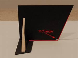 Jig for gluing 110-degree angles for HET FA-18 Vertical ...