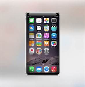 iPhone 7 Concept With Edge Screen And Force Touch