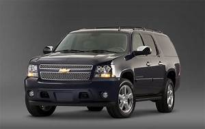 2008 Chevrolet Suburban News And Information