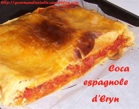 coca recette cuisine coca espagnole les gourmandises de julie