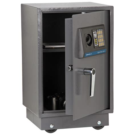Bunker Hill Digital Floor Safe 91006 by Harbor Freight Tools Safe 109 Better Than Nothing