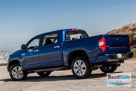 Toyota Tundra Platinum by Review 2015 Toyota Tundra 4x4 Platinum Crewmax Bestride