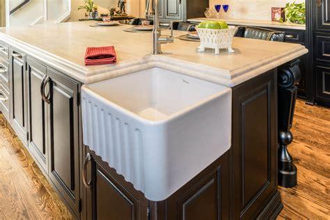 black corner kitchen sink corner farm sink black custom inset cabinet 4662