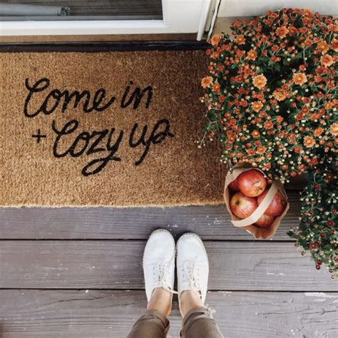 come in doormat where to find the cutest doormats glitter inc