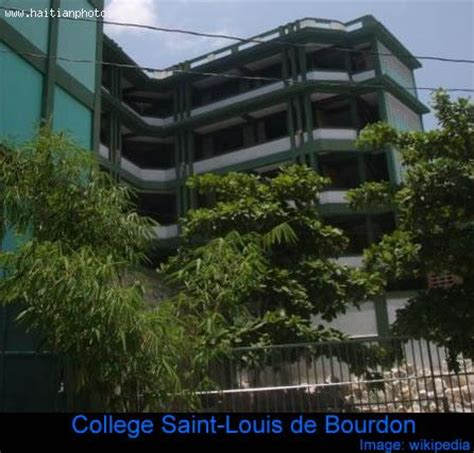 college louis de bourdon in port au prince
