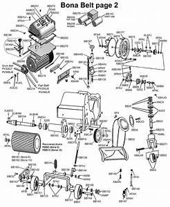 Bona Belt Parts