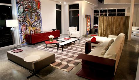 Poltrona Frau Group Unveils New Showroom In Miami