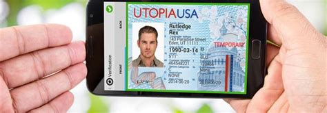 Digital Driver's License  Your Id In Your Phone Gemalto