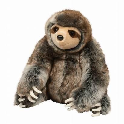 Sloth Plush Douglas Toys Sylvie Toed Animals