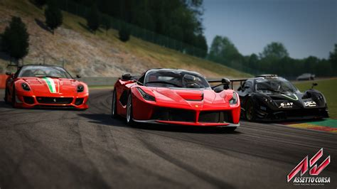 Video Game Assetto Corsa Wallpapers Desktop Phone