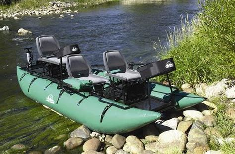 Creek Cat Boat For Sale by The Creek Company Pontoon Boats 3 Person Pontoon
