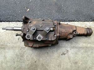 Gm Saginaw 3 Speed Manual Transmission 3925647 From V8