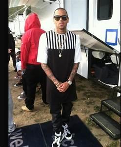 Shirt: striped shirt, chris brown, fashion, style, swag ...