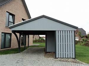 Geräteschuppen Mit Anbau : carport mit satteldach ~ Michelbontemps.com Haus und Dekorationen
