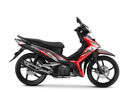 Honda Supra X 125 Fi 2019 by Honda Supra X 125 Striping Baru 2019 Makin Sporty