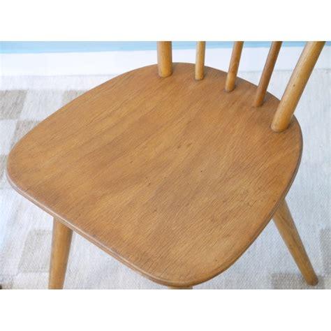 chaise scandinave vintage chaises vintage scandinave bois la maison retro