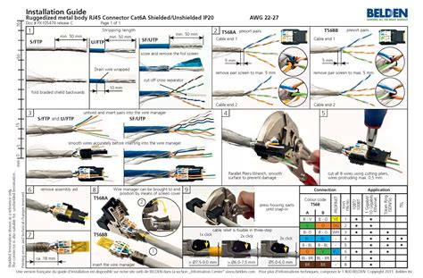 cat 6a cable wiring diagram repair wiring scheme