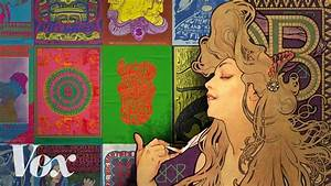 """Where the 1960s """"psychedelic"""" look came from - YouTube"""