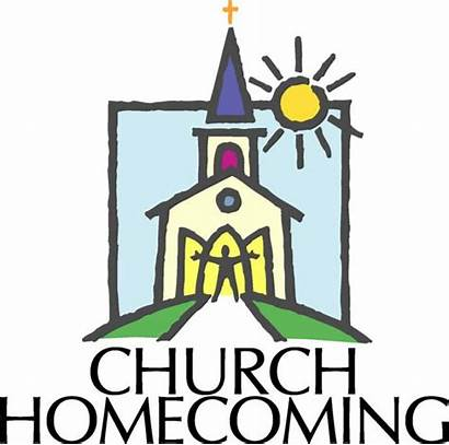 Homecoming Church Service Community Events