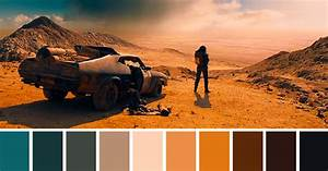 Tweeter Shares Color Palettes From Famous Movies