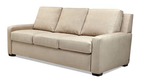 american furniture warehouse sofa sleepers american leather lyndon sleeper sofa living room furniture